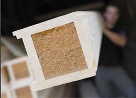 Технология производства облегченной клееной балки и бруса 3