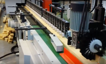 Автоматическая линияторцевого сращивания FL 08S / FL 18 8
