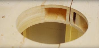 Технология производства облегченной клееной балки и бруса 23