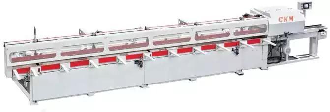 Автоматическая линияторцевого сращивания FL 08S / FL 18 9