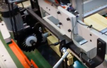 Автоматическая линияторцевого сращивания FL 08S / FL 18 6