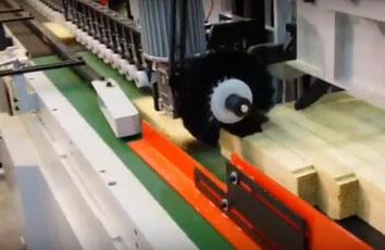 Автоматическая линияторцевого сращивания FL 08S / FL 18 5