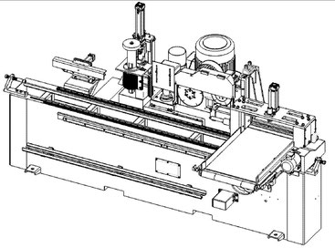 Автоматическая линияторцевого сращивания FL 08S / FL 18 4