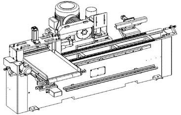 Автоматическая линияторцевого сращивания FL 08S / FL 18 3