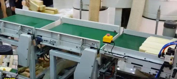 Автоматическая линияторцевого сращивания FL 08S / FL 18 1