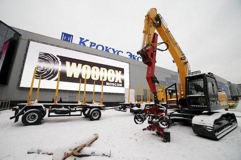 Обзорная статья по WOODEX 2015