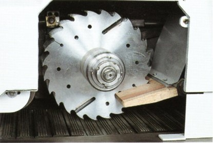 Многопильный дисковый станок модель MRS350 2
